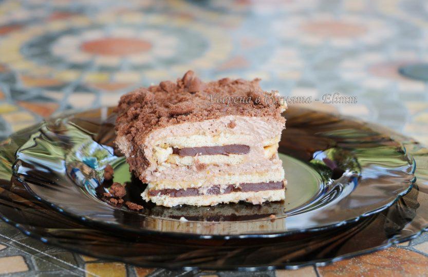 рецепта бисктивена торта